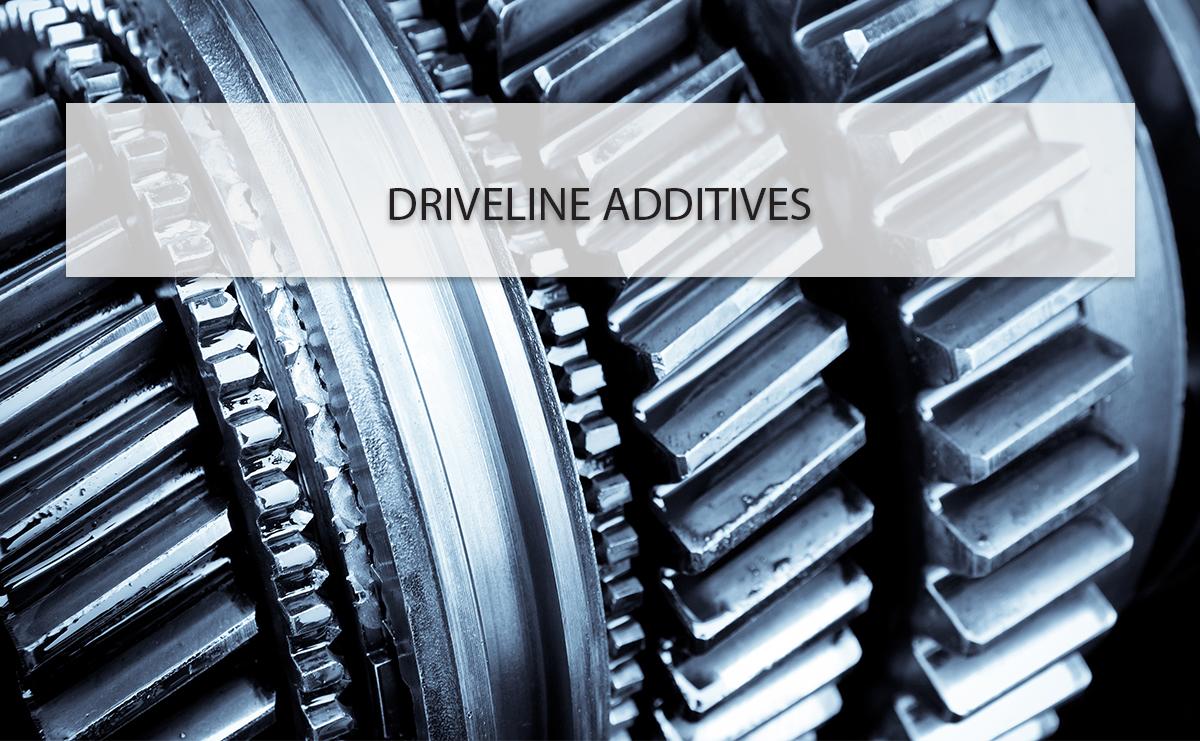 Drive Line Additives